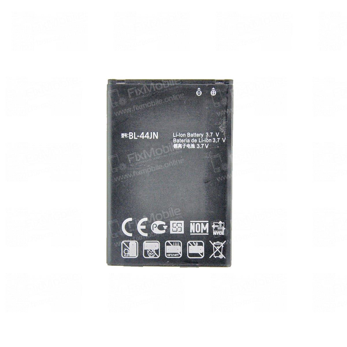 Аккумуляторная батарея для LG Optimus Hub (E510) BL-44JN