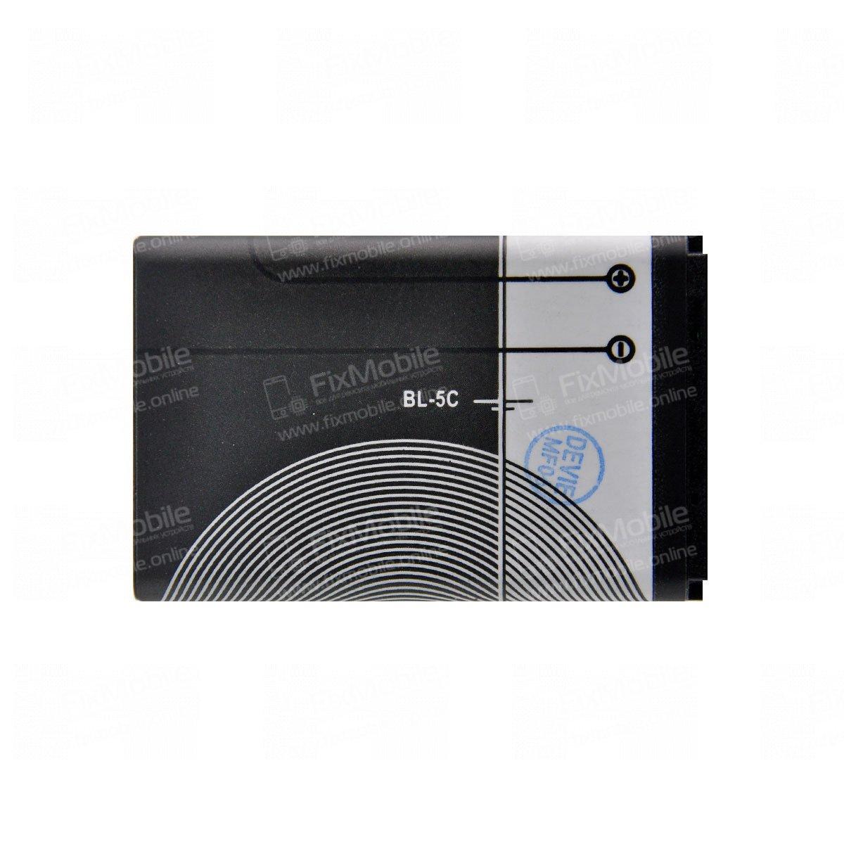 Аккумуляторная батарея для Nokia 208 BL-5C