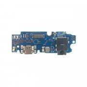 Шлейф для ASUS ZenFone Max Pro M1 ZB602KL плата на разъем зарядки/разъем гарнитуры/микрофон — 1